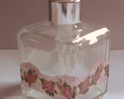 Saboneteira Flores