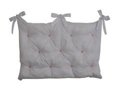Cabeceira para cama de Solteiro - Branca