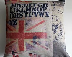 :: Almofada - Dupla Face - Londres ::