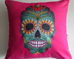 :: Almofada - Mexican Skull::