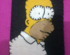 capa de celular Simpsons ou Style