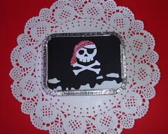 Marmitinha Alum�nio Tema Pirata