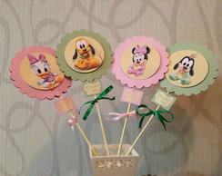 Espetos para Cachep� Baby Disney