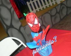 Homem Aranha - Centro de mesa 30 cm