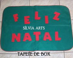 TAPETE DE BOX