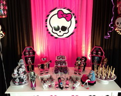 Monster High's Party