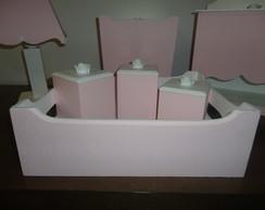 Kit Higiene Po� Rosa