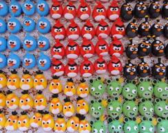 Aplique Angry Birds