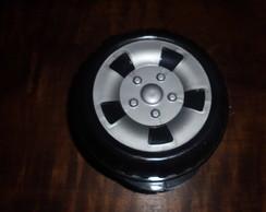 Roda de carro para rechear
