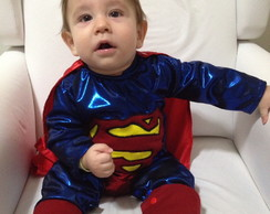 Fantasia Superman Beb�