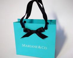 Bolsinha Luxo Estilo Tiffany