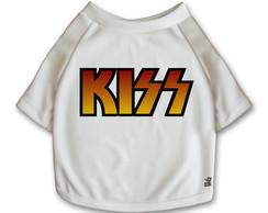 Camiseta Pet KISS