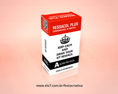 Ressacol Plus Keep Calm