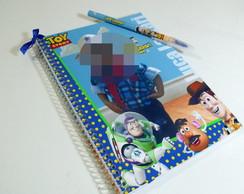 Caderno De Assinaturas - Toy Story M2