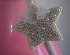 Tiara Estrela De P�rolas