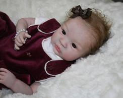 Baby Girl Violet -por encomenda !!!