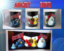 Caneca Angry Birds Full