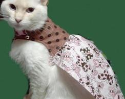Vestido Para C�es E Gatos