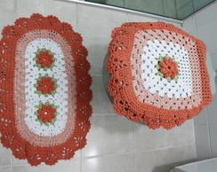 Jogo de Banheiro - 2 Pe�as