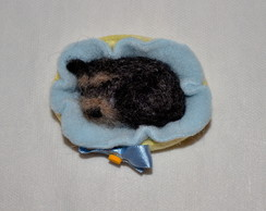 Cachorrinho Schnauzer (needle Felting )