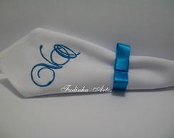 Guardanapo Personalizado Azul Turquesa