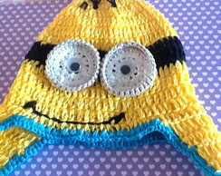 Touca de Croch� Minion