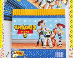 R�tulo Adesivo Baton Toy Story