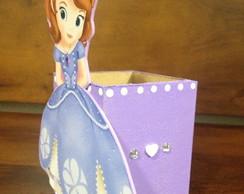 Porta l�pis Princesa Sofia