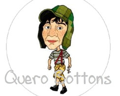 Botton Turma Do Chaves