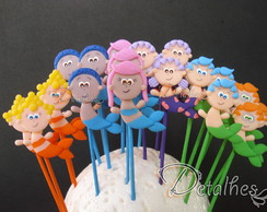 Palito p/ doce Bubble Guppies