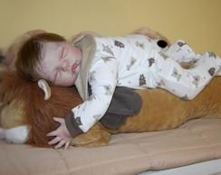 Baby Boy Bruninho - por encomenda