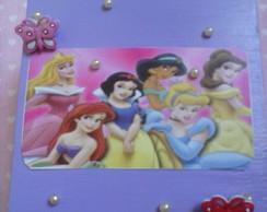 Porta Biju Princesas