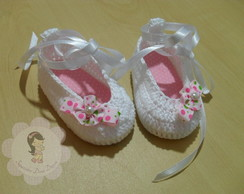 ♥ Sapatilha Ballerina Girl ♥M. EXCLUSIVO