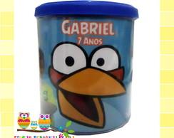 Cofre Angry Bird - Azul