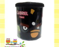 Cofre Angry Bird - Preto