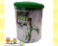 Cofre Max Steel