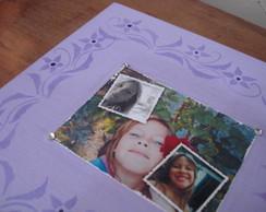 Caixa Foto Color Fam�lia