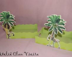 Bandejas Madagascar na Palmeira