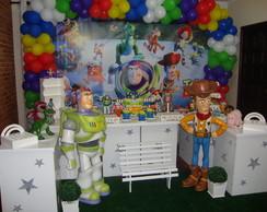 Decora��o Clean Proven�al Toy Story