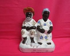 casal de pretos velhos