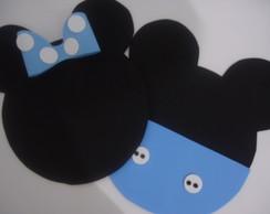 "Jogo americano Minnie/Mickey ""Baby """