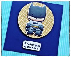 Convite Batman Pequeno