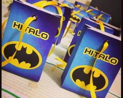 Sacolinha Personalizado do Batman