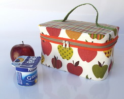 LUNCH BAG OU LANCHEIRA DE M�O