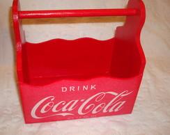 Cestinha Coca Cola