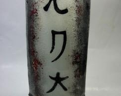 Lumin�ria De Vidro JAPONESA