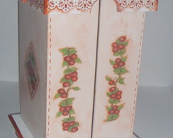 Porta Rolo - Papel Toalha