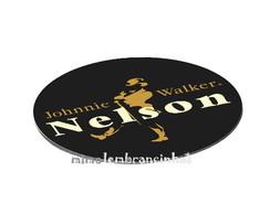 Bolacha Chopp Johnnie Walker