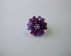 Anel redondo 7 flores