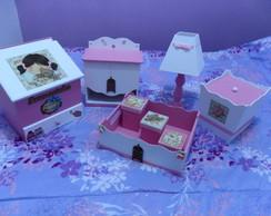 Kit Higiene Rosa
